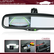 car auto dimming rearview mirror camera monitor for car