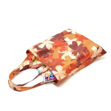 Colorful design foldable shopping bag on sale