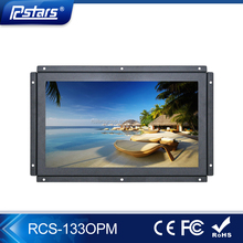 Cheap 13 Inch LCD Monitor Open frame LED TV Monitor With hdmi vga dvi