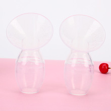Wholesale Customize Portable BPA Free Silicone Manual Breast Milk Pump For Baby Breastfeeding