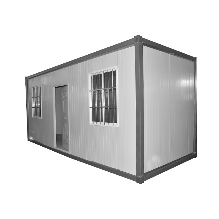 Sandwich Panel Material House, Office, Workshop, Dormitory Use Portable Container House