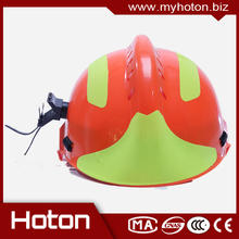 New design fire safety helmet made in China