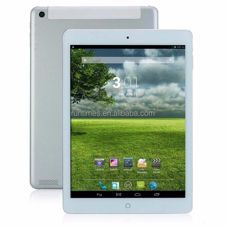 muti language 4G Android Tablet with 1920*1200p display 2gb raw 16gb row 5mp camera support wifi bluetooth