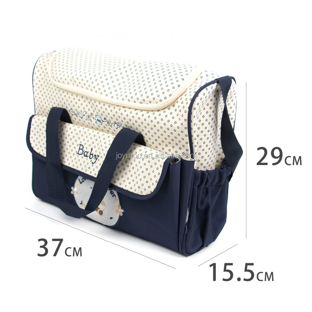 Promotional Mummy Diaper Bag Portable Hanging Baby Bag