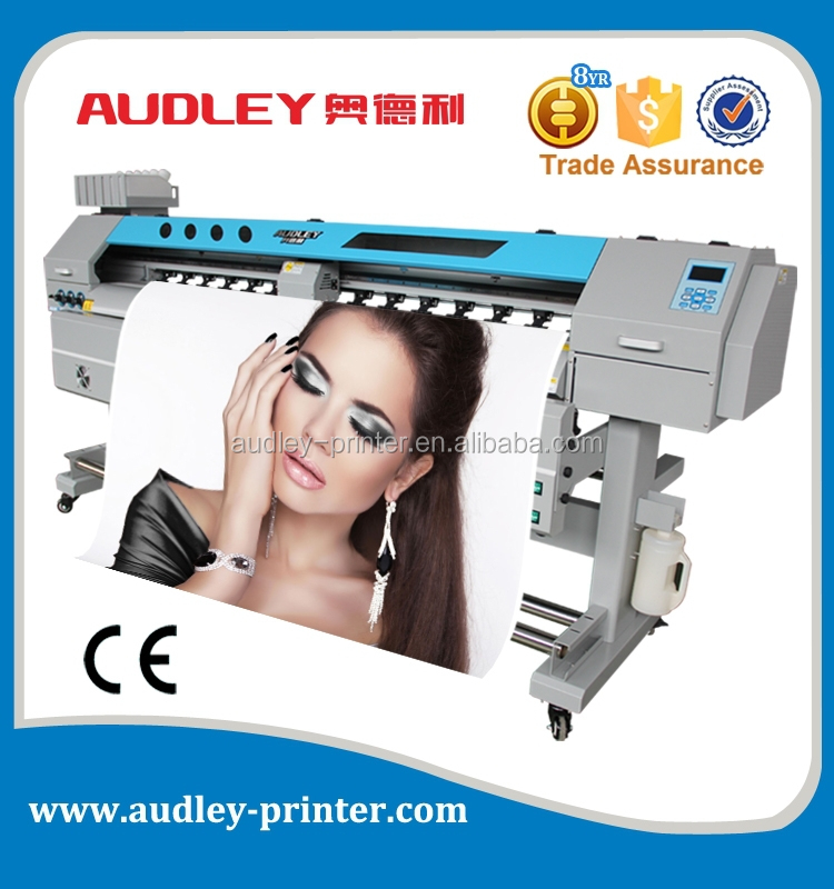 ADL-1651 car vinyl wrap printing machine with 1440dpi DX5 head, CE, 1550mm