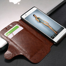Wholesale wallet case for huawei p6, phone case for huawei p6, for huawei ascend p6 case