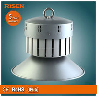 Industrial led lighting with PC cover warehouse led high bay 200w