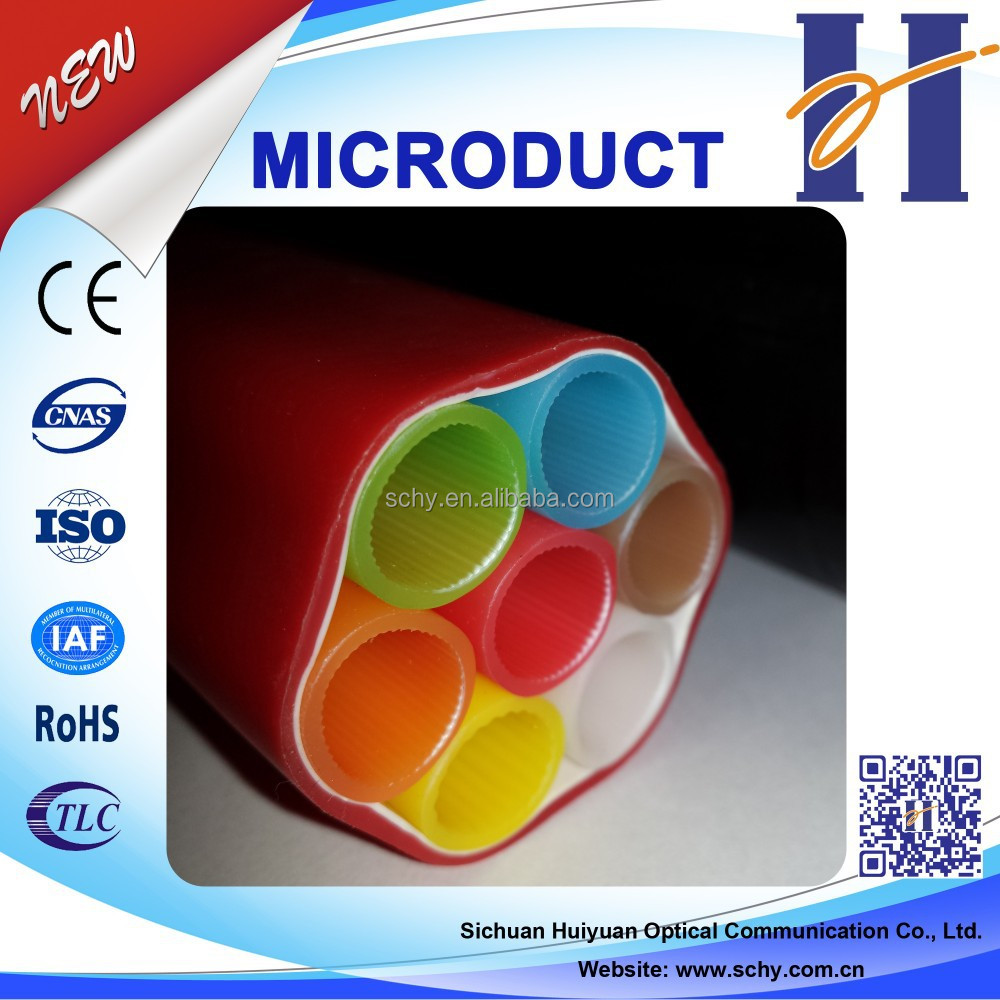 1 Way HDPE Micro Duct