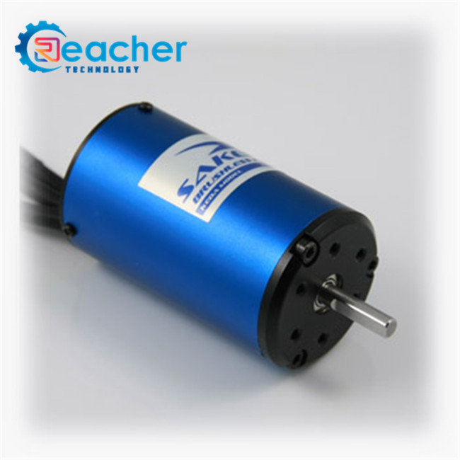 RT4068-4P RC Car 2kw 48v 36v 24v 12v brushless dc motor