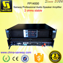 FP14000 Professional Pro Audio Subwoofer Power Amplifier