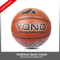 2015 Promotion cheap basketball PU tranning basketball