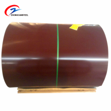 SPCC pre painted coils PPGI Galvanized Corrugated Steel Sheet of Building Roof Materials