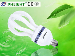 220V 6500k E27 14MM, 4U 65W Lotus economic lamp