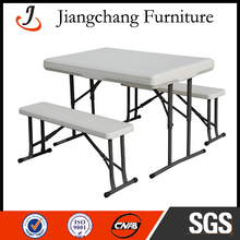 HDPE Folding Picnic Table And Chair JC-T20