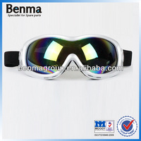 Best Safety Goggles for Motorcycle , Polorized Goggles for Motorbike, Helmet Motorcycle Goggles with PC Lens!!