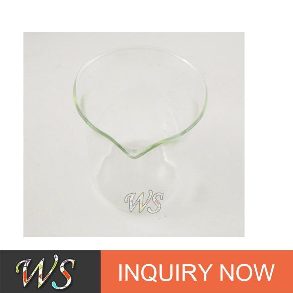 WS G0903 heat resistant glass wine cup/glass measuring cup