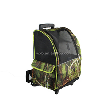 2015 factory price cheap camouflage pet carrier dog house pet bag