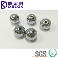 3mm to 75mm customized threaded steel balls factory 6mm 8mm 10mm 14mm 25mm 304 316 stainless steel balls threaded for sale