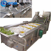 Excellent Performance Leek Leaves Vegetable Peanuts Washer Air Bubble Fruit Washing Machine