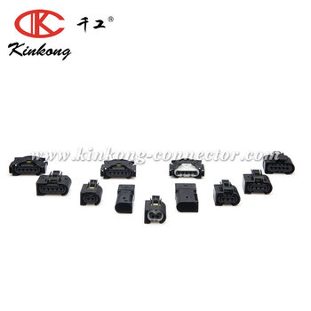 Kinkong Diesel Injection Pump Automotive Waterproof 3 Pin Kostal Connectors 09 4413 51