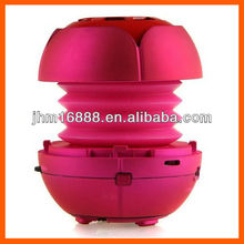 hot sell mini speaker for iphone,ipad,ipod,mp3/mp4 player,psp