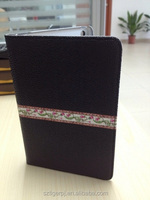 New coming high quality leather phone case for Ipad Air cover