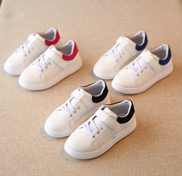 d47903a kids sport shoes children casual shoes new design white baby shoes
