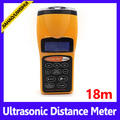 Super Accuracy measure laser 18m Top Sale Ultrasonic distance measuring tool