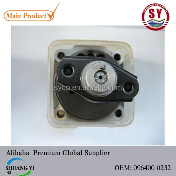 diesel fuel injection pump parts VE head rotor 096400-0232 4D5T