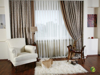 High Quality Elegant Blackout Curtains