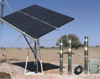 High quality with competitive price DC Brushless Solar Submersible Water Pump