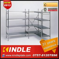 Kindle New customized galvanized large animal cage in Guangdong ISO9001:2008