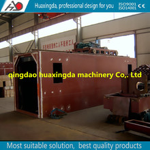 roller Wheel Type Shot Blasting Machine/roll Texturing Shot Blasting Machine