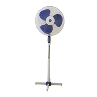 cross base 2017 hot sale China manufacturer standard 16 inch cheap electric stand fan