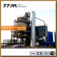 160t/h fixed asphalt mixing plant, asphalt batching mixing plant, asphalt hot mixing plant