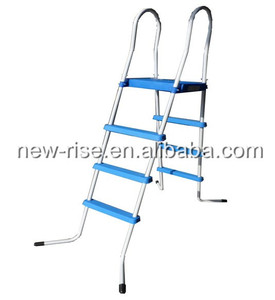 48\'\' Above Ground Swimming Pool Ladder - 3 Steps with platform.