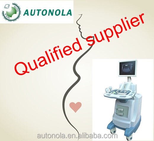 Hospital Used Medical Equipment Portable Ultrasound Scanner ATNL/51353 Ultrasound Machine Price
