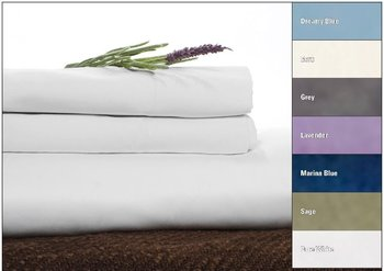 100% Viscose from Bamboo King Sheet Set