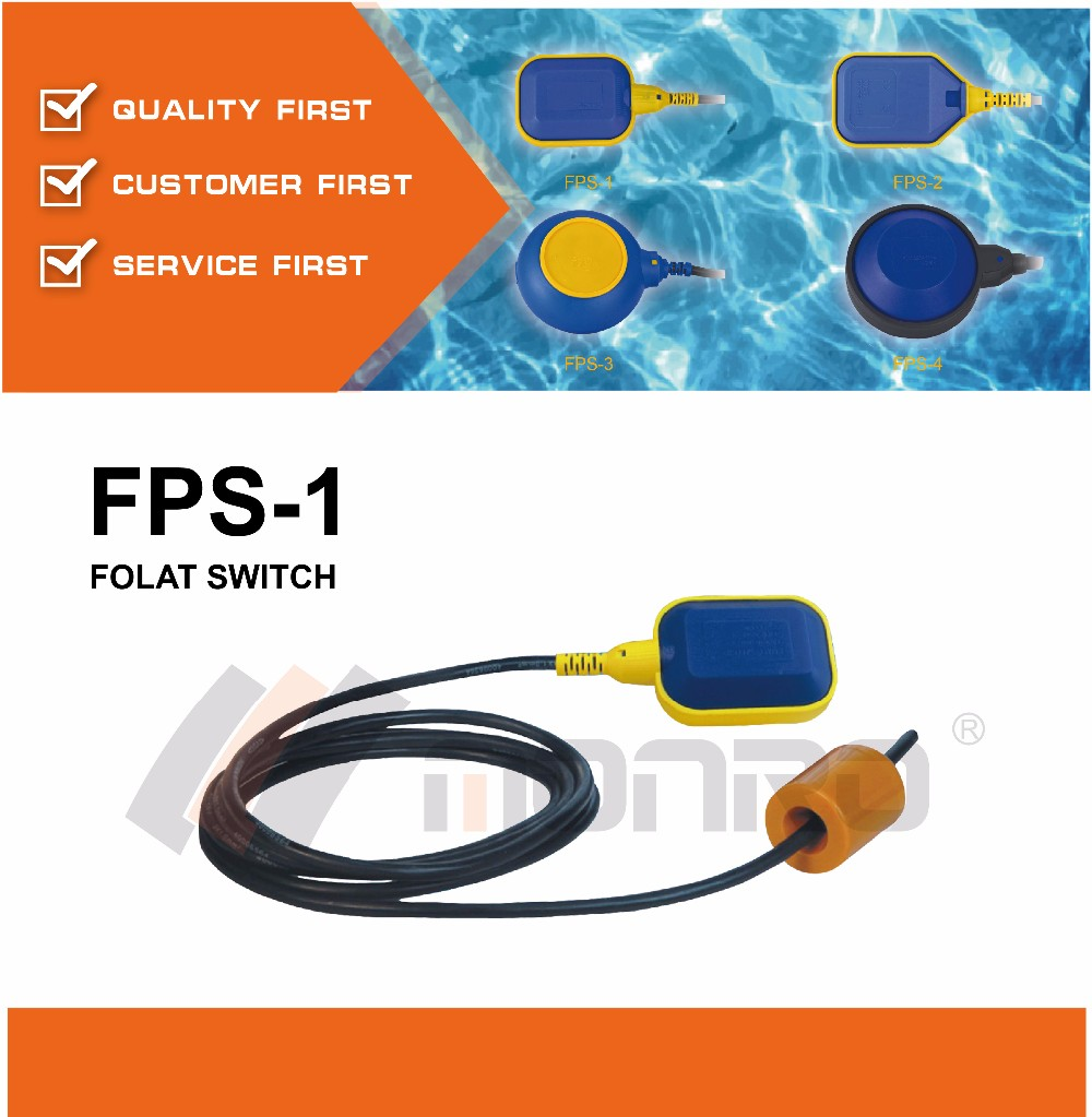 flow switch for water pump (FPS-1)