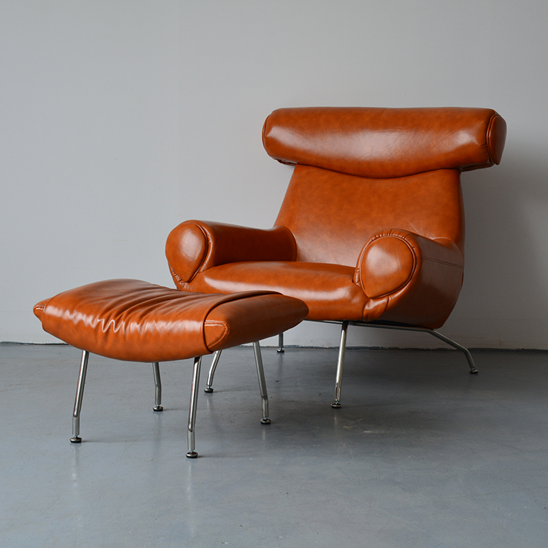 Cool lounge leather directors chair