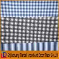 carded cheap price 100 cotton denim fabric jeans jinzhou