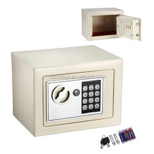 Office Quality Electronic Password Safe, High Quality Office Hotel Safety Deposit Box Fingerprint Safety Cash safe box