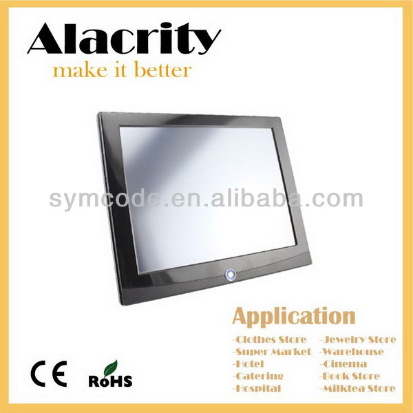 Super quality customized 15touch screen lcd monitor