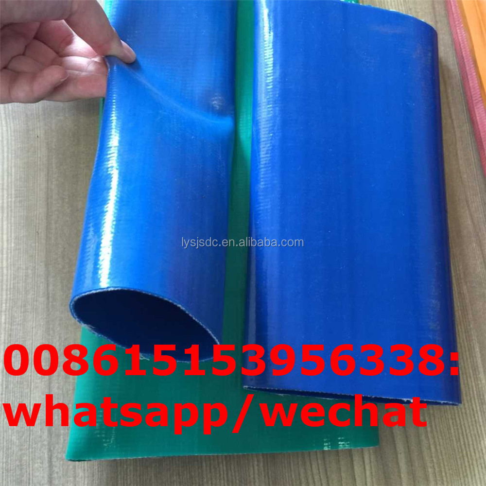 "corrugated water hose for agriculture 2"" poly drain pipe"
