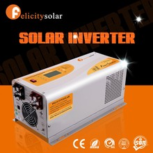Factory hot sale 5kw 6kw 7kw 8kw 9kw 10kw off grid high frequency solar power inverter for africa market