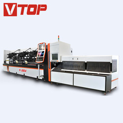 2000W Fiber Laser Metal Tube & Pipe Cutting Machine P2060A For Stainless/Carbon/Aluminum/Brass Steel