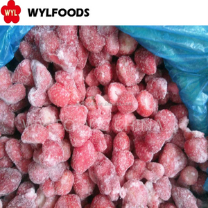 Grade B Quality R7 IQF Frozen Strawberry for Juice