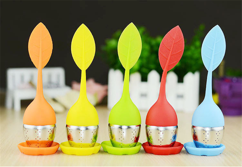 Hottest Tea Infuser Custom Oem Popular Silicone Tea Infuser Safe High Quality Tea Infuser
