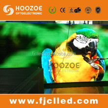 Ardennes Belgium LED Screen Full Color P6mm LED Sign Supplier