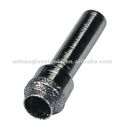 electroplated Special Glass Drill Bit for glass processing